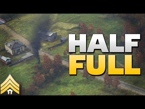 Half Full - Arma 3 Close Air Support
