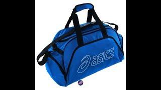 Asics. Обзор спортивной сумки