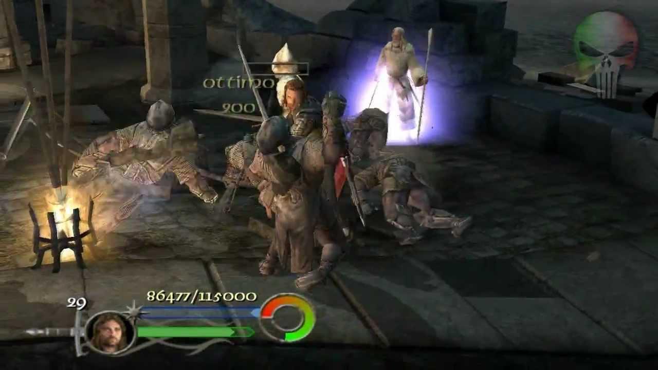 Il signore degli anelli il ritorno del re pc gameplay 12 for Il signore degli anelli il ritorno del re streaming