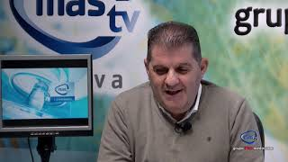 MAS NOTICIAS -LA ENTREVISTA -GILBERTO DOMÍNGUEZ- Alcalde de Jabugo