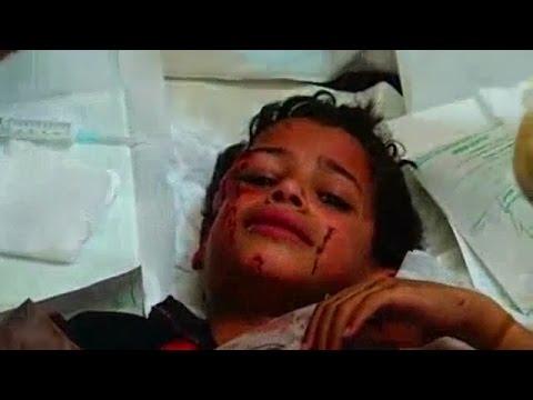 School in Yemen hit by air strike