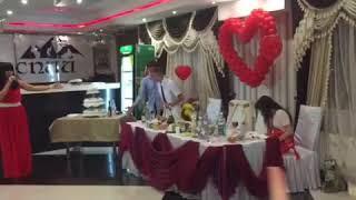 Подарок мужу на свадьбе