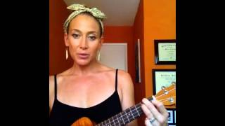 Jailer by Asa ukulele chords lesson