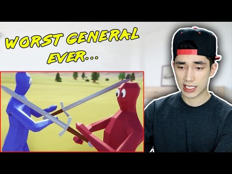 MOST FRUSTRATING GAME EVER   Totally Accurate Battle Simulator