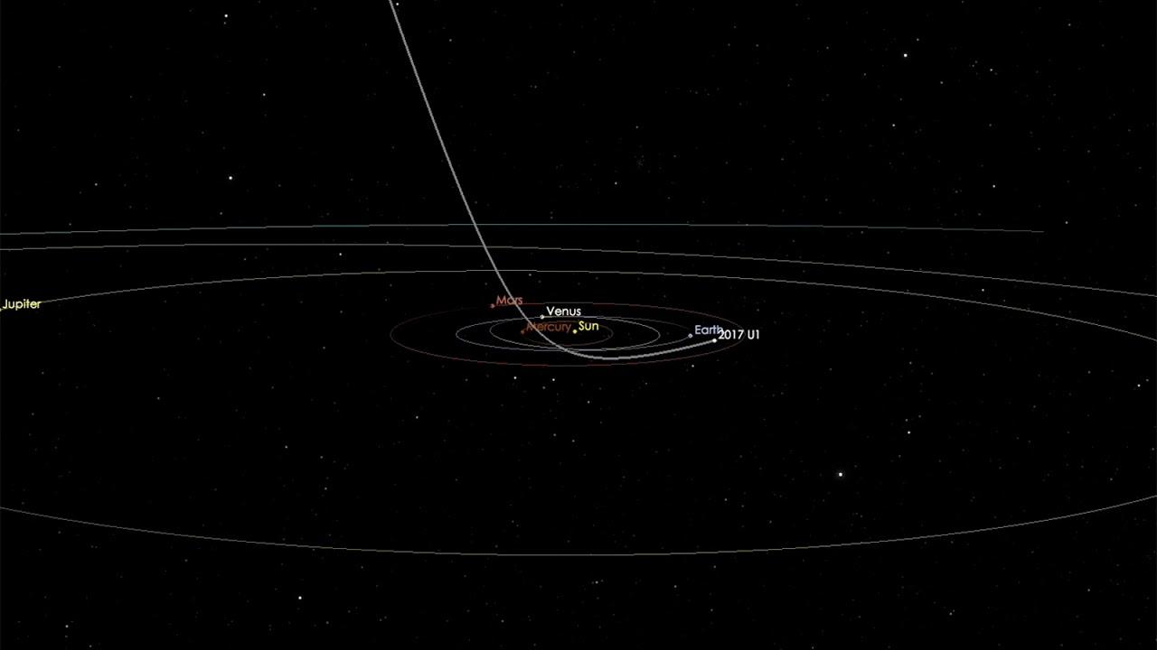 El cometa está por abandonar el Sistema Solar