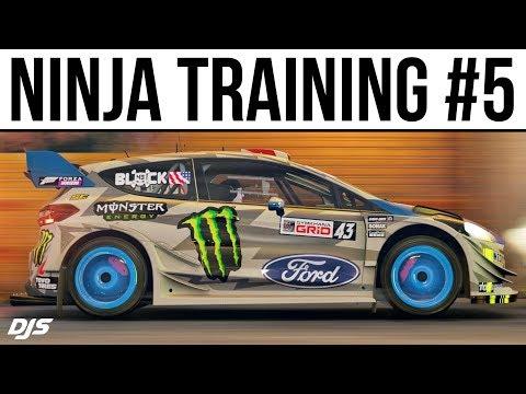 Forza Horizon 4 - NINJA TRAINING #5 - Ultimate Gymkhana thumbnail