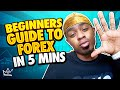 FOREX.com Mobile App Overview - YouTube