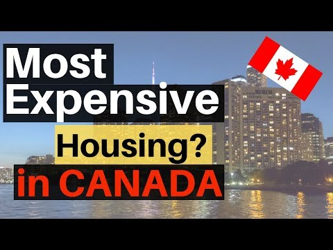 These Canadian Cities Have The Most Expensive Housing!