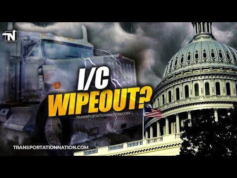 Download If this bill passes THE US SENATE trucking owner operators could be wiped out NATIONALLY
