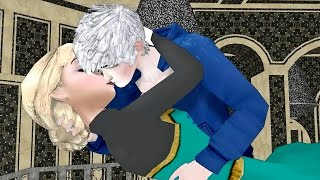 My Aunt Hate Me but Jack Love Me ! - Arendelle Stories 001 - Frozen Princess Cartoon Parody