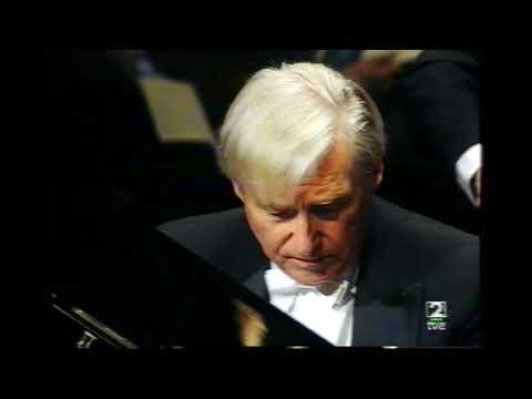 Joaquín Achúcarro: Rachmaninov 2 Piano Concerto, Sinfónica de Madrid, García Navarro (1998)