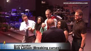 Bob Larson at New Life Sanctuary - (Breaking Curses) - Part 2