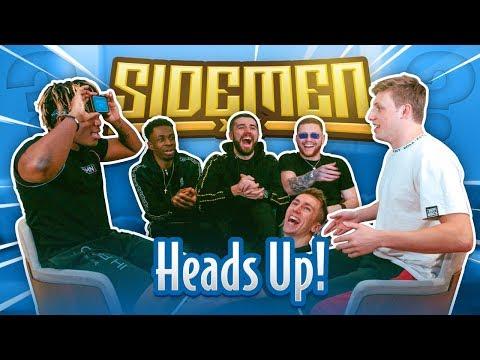 SIDEMEN HEADS UP