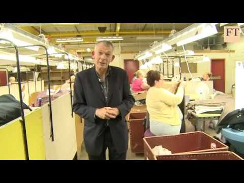 A UK Cashmere Factory Resists China   FT