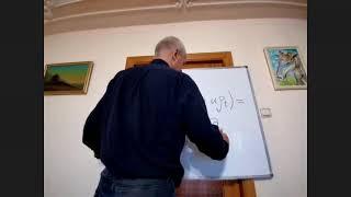 Фото Лекция 5. Неравенство Пуанкаре и скорость сходимости к инвариантному распределению. Дороговцев А.А.