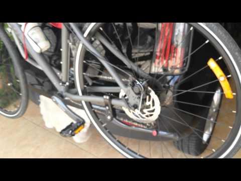 Bicicleta City Tour aro 700 da Caloi