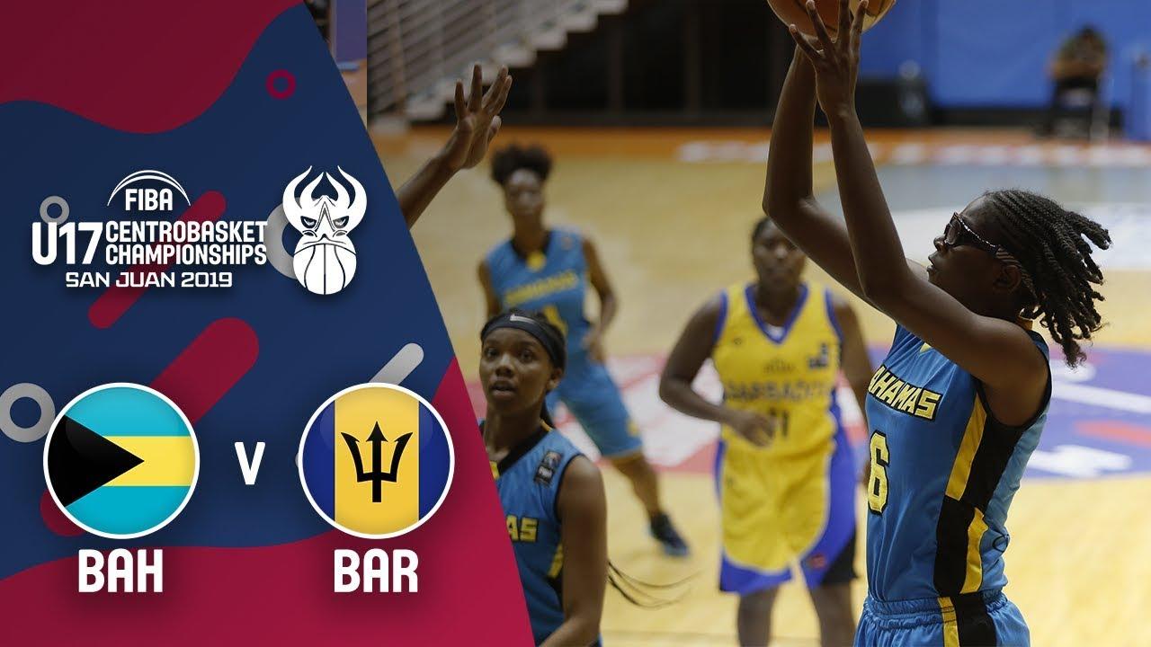 Bahamas v Barbados - Full Game