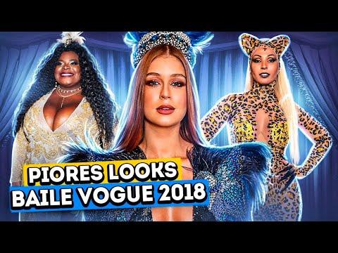 OS PIORES LOOKS DO BAILE DA VOGUE 2018 | Diva Depressão