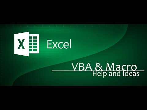 Microsoft Excel: Simple Macro to make notes and comments about clients