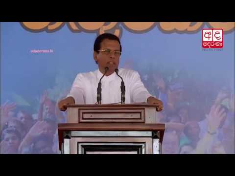 No one can set up a govt. without my blessings - President