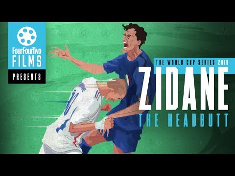 The Story Behind Zinedine Zidane's Shocking Headbutt | World Cup 2006 Documentary