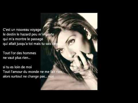 ♫ Tous l'or des hommes - Céline Dion [1 FILLE et 4 TYPES]