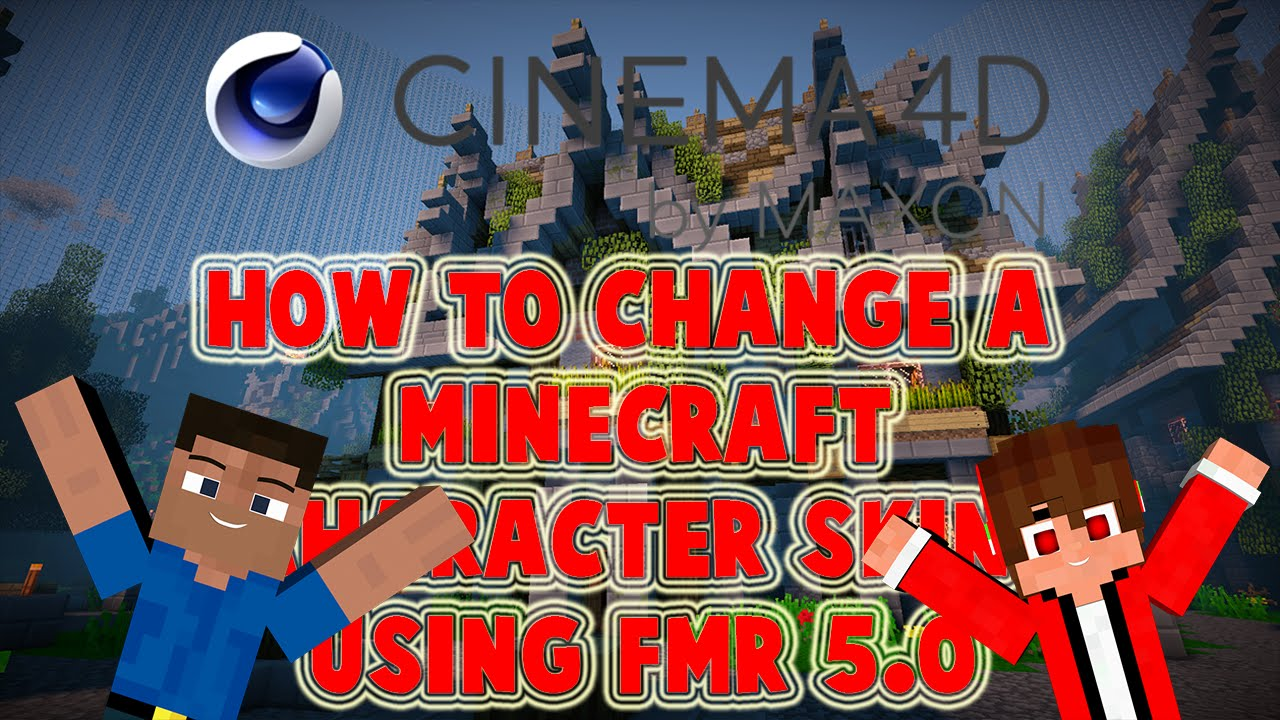 minecraft pe how to change character