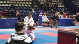 Варвара Шебанова  (финал) - 2 место.