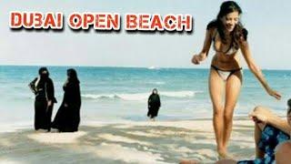 Dubai Open Beach | Jumeirah Beach | Burj Al Arab Beach | Public Beach