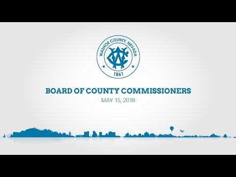 Board of County Commissioners | May 15, 2018