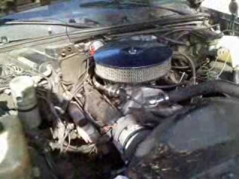 1986 ss monte carlo motor swap youtube for Motor wars 2 hacked