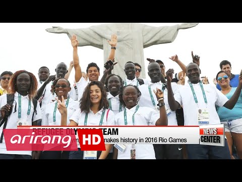 UN Refugee Olympic team continues to make history in Rio