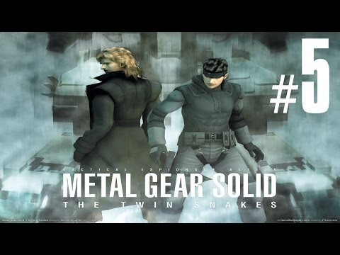 Metal Gear Solid : The Twin Snakes - GreatPlay #5 FR - Liquid Snake