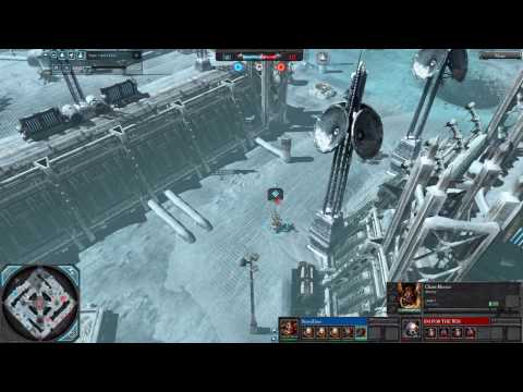 Dawn of War II: Apothecary vs Chaos Lord 1v1 Part 1 of 4 |