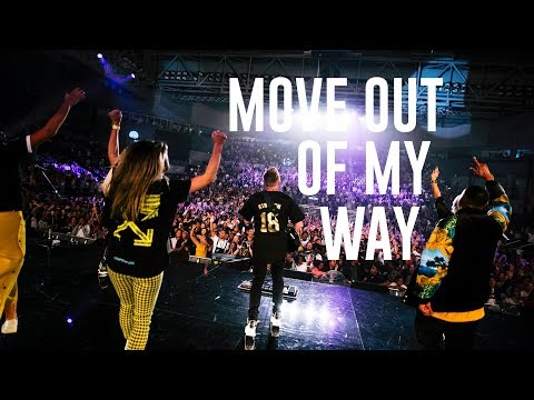 MOVE OUT OF MY WAY | LIVE in Melbourne, Australia | Planetshakers Official Music Video