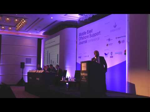 Highlights of the 2015 Middle East Offshore Support Journal Conference