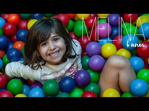 Aniversário de 6 anos da Melina por DOUGLAS MELO FOTO E VÍDEO (11) 2501-8007