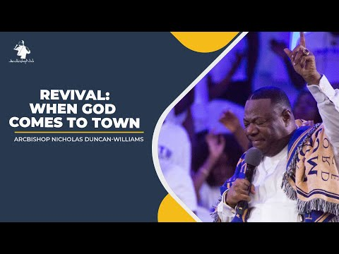 REVIVAL: WHEN GOD COMES TO TOWN