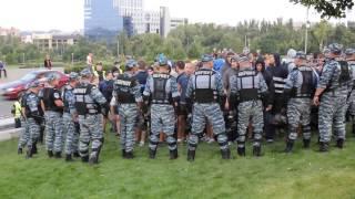 Шахтер-Динамо Киев. Хо...