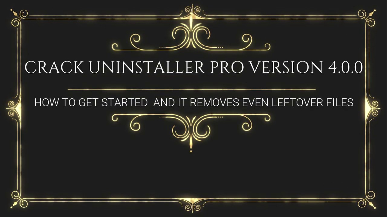 How To Install And Crack Revo Uninstaller Pro V4 For Free 100