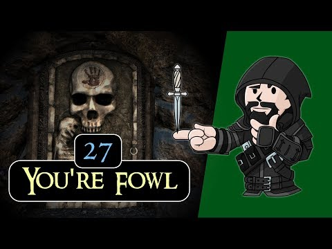 SKYRIM - Special Edition (Ch. 2) #27 : You're Fowl