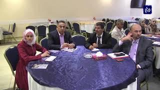 بحث تعزيز فرص العمل للأردنيين المتعطلين عن العمل في إربد - (24-8-2017)