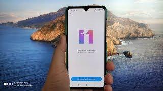 ОБЗОР Miui 11 ► ВСЕ ПЛЮСЫ и МИНУСЫ Xiaomi Os  Android 10