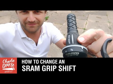 How to Replace a Bicycle Grip Shifter