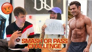 SMASH OR PASS CHALLENGE (DOESN