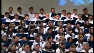 """""""Веруем"""" - Молодёжный хор; Youth Conference 2010"""