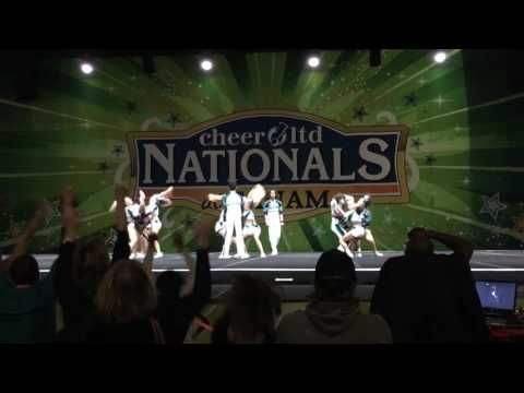 Cheer Extreme Richmond - X5 | CANAM Nationals Day 1