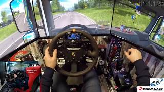 euro truck simulator 2 / promods / 1.32 update/ day 27
