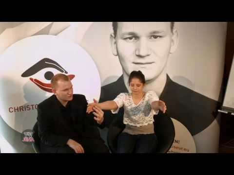 Christo hypnotisiert Campus TV - CampusTV Jena