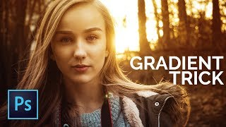 Create Amazing Color Effects Instantly Using Gradient Fill in Photoshop